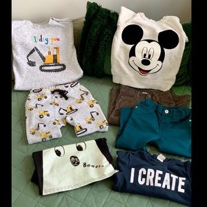 Toddler Clothing Bundle